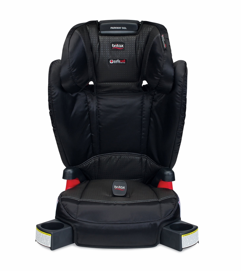 Britax Booster Seat >> Britax Parkway SGL G1.1 Belt Positioning Booster Car Seat - Spade