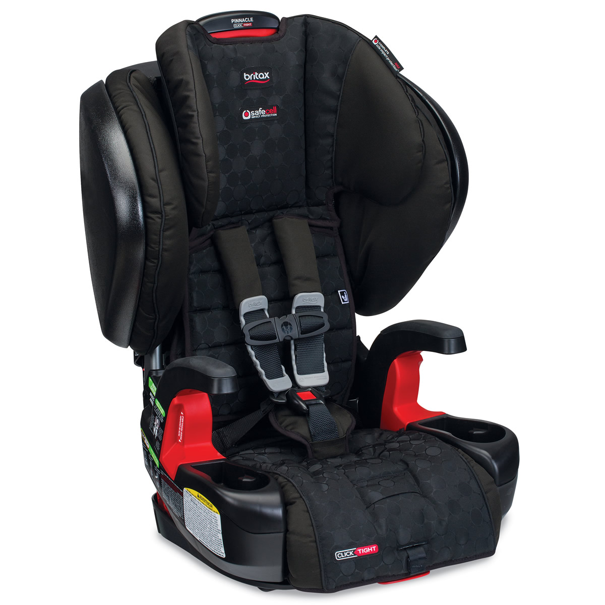 britax pinnacle clicktight booster car seat circa. Black Bedroom Furniture Sets. Home Design Ideas