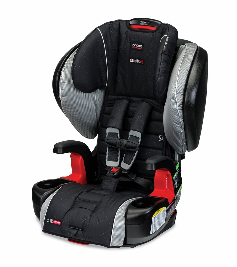 britax pinnacle clicktight harness booster car seat manhattan. Black Bedroom Furniture Sets. Home Design Ideas