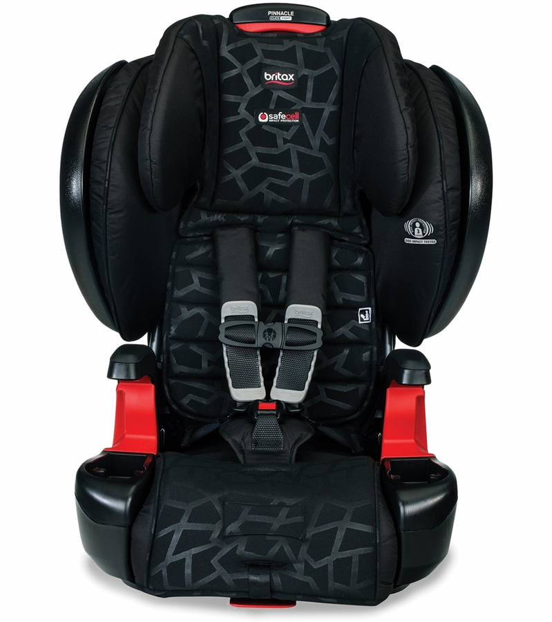 britax pinnacle clicktight harness booster car seat mosaic. Black Bedroom Furniture Sets. Home Design Ideas