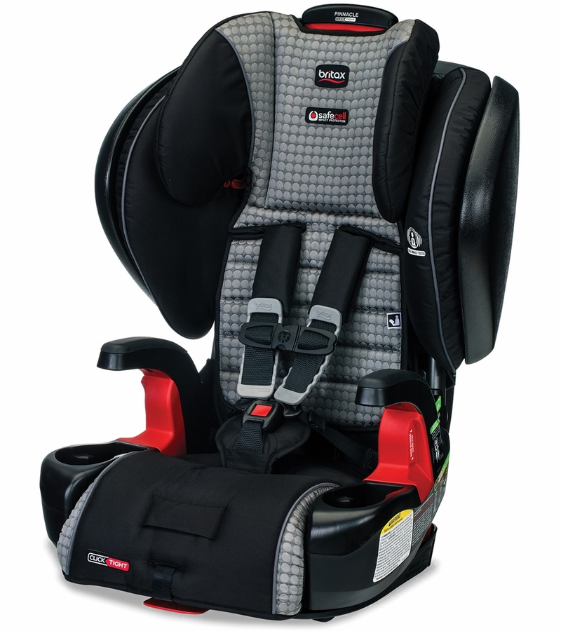 britax pinnacle clicktight booster car seat venti. Black Bedroom Furniture Sets. Home Design Ideas