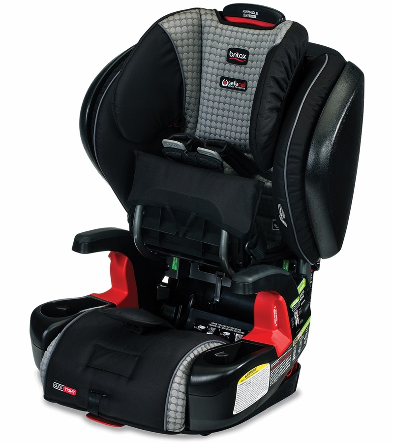 britax pinnacle clicktight harness booster car seat venti. Black Bedroom Furniture Sets. Home Design Ideas