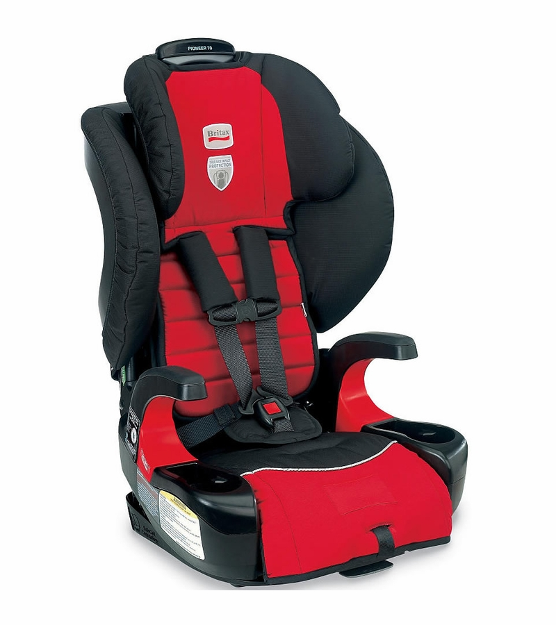 Britax Car Seat Boster