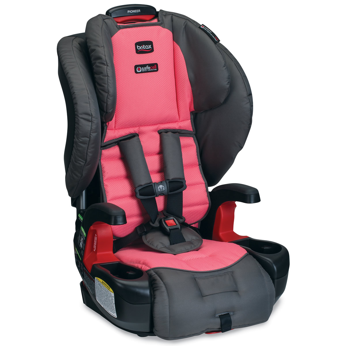 Point Harness Travel Car Seat