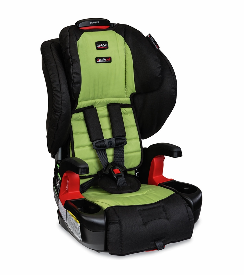 britax pioneer g1 1 harness booster car seat kiwi. Black Bedroom Furniture Sets. Home Design Ideas
