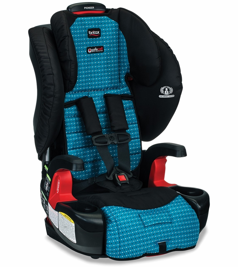 britax pioneer g1 1 harness booster car seat oasis. Black Bedroom Furniture Sets. Home Design Ideas