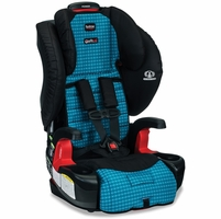 Britax Pioneer G1.1 Harness-2-Booster Car Seat - Oasis