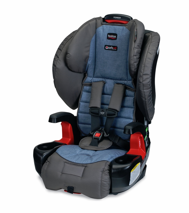 britax pioneer g1 1 harness booster car seat pacifica. Black Bedroom Furniture Sets. Home Design Ideas