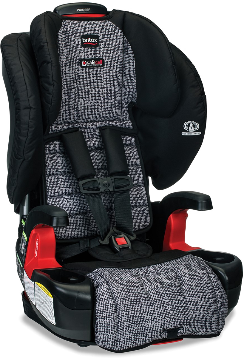 Britax Pioneer G1.1 Harness Booster Car Seat - Static