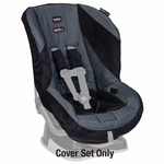 Britax Roundabout Convertible Car Seat Cover Set - Onyx