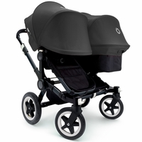 Bugaboo Donkey Duo Stroller - All Black