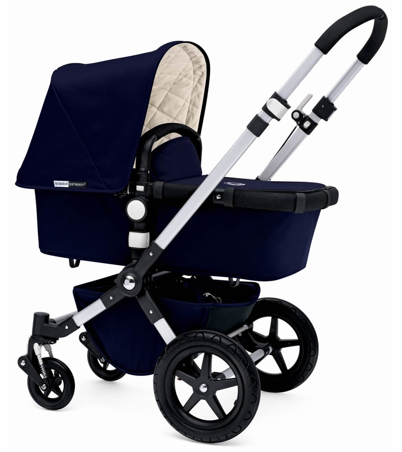 bugaboo 2014 cameleon 3 classic collection navy blue. Black Bedroom Furniture Sets. Home Design Ideas
