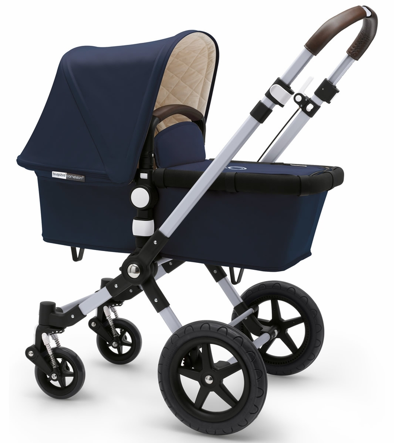 bugaboo cameleon 3 classic plus complete stroller navy blue. Black Bedroom Furniture Sets. Home Design Ideas