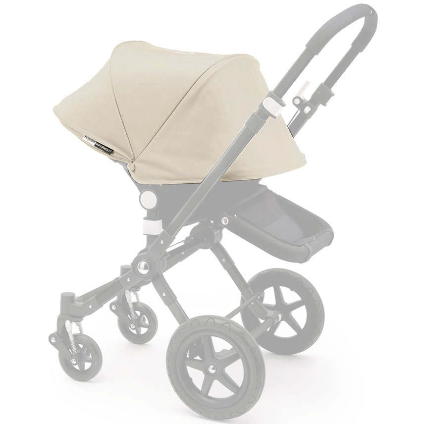 Bugaboo Cameleon 3 Extendable Tailored Fabric Set - Off W...