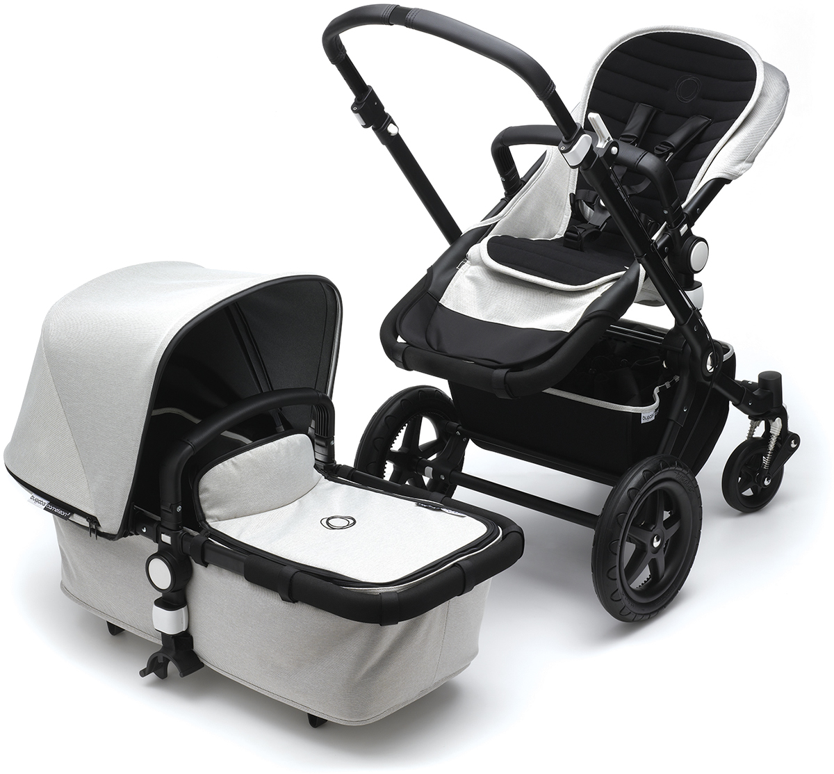 Bugaboo Cameleon Atelier Special Edition Stroller with Bassinet