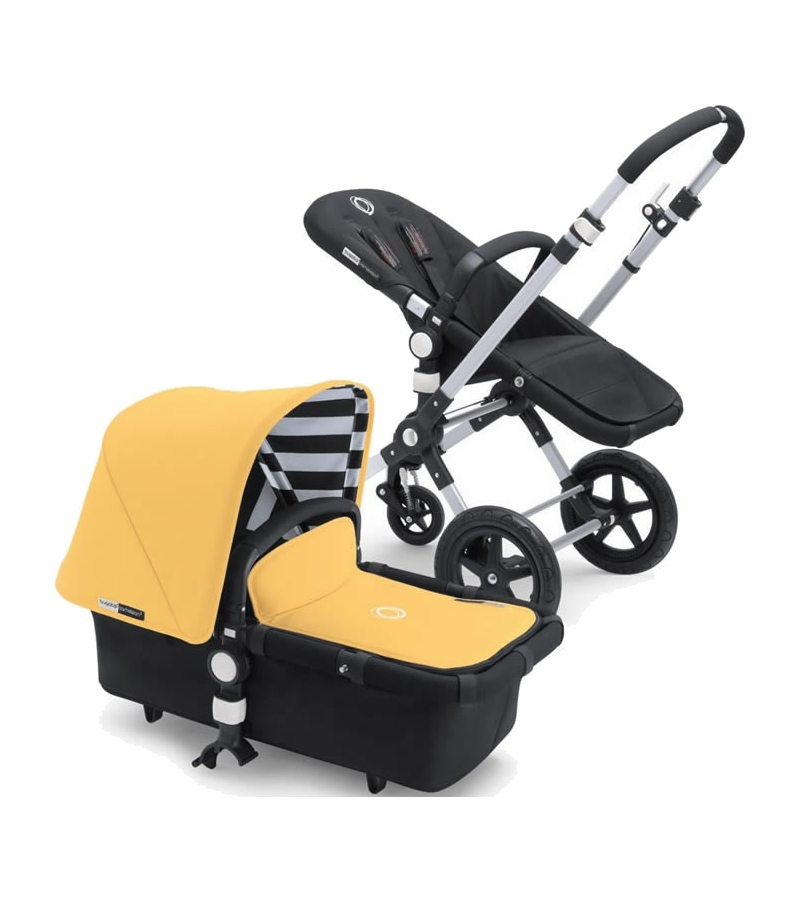 bugaboo cameleon 3 tailored fabric set in sunny gold. Black Bedroom Furniture Sets. Home Design Ideas