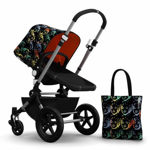 Bugaboo Cameleon3 Andy Warhol Accessory Pack - Marilyn/Or...