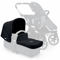 Bugaboo Donkey Extendable Tailored Fabric Set - Black