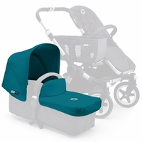 Bugaboo Donkey Extendable Tailored Fabric Set - Petrol Blue