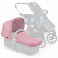 Bugaboo Donkey Extendable Tailored Fabric Set - Soft Pink