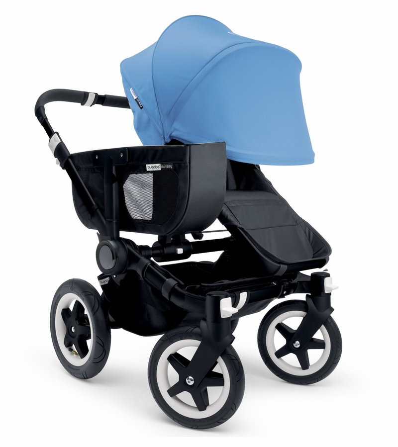Bugaboo Donkey Mono Stroller, Extendable Canopy 2014 All ...