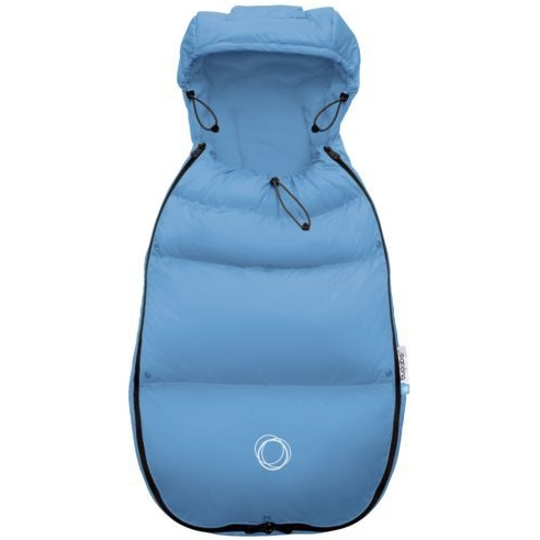 Bugaboo High Performance Footmuff in Ice Blue