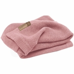 Bugaboo Wool Blanket - Rose