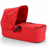 Bumbleride Indie Single Carrycot in Cayenne Red