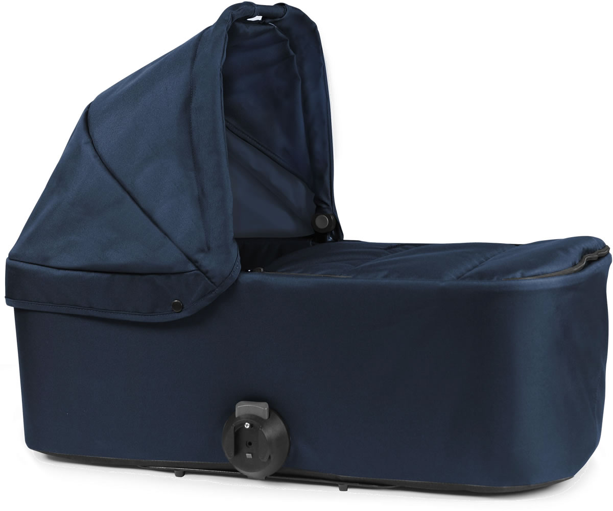 BumbleRide 2017 Indie Twin Carrycot - Maritime Blue