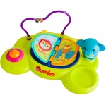 Bumbo Playtop Safari Suction Tray