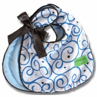 Caden Lane Classic Bib & Burp Sets