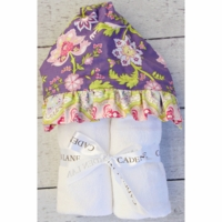 Caden Lane Homegrown Hooded Towels