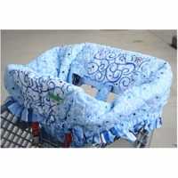 Caden Lane Luxe Changing Pad & Shopping Cart Covers