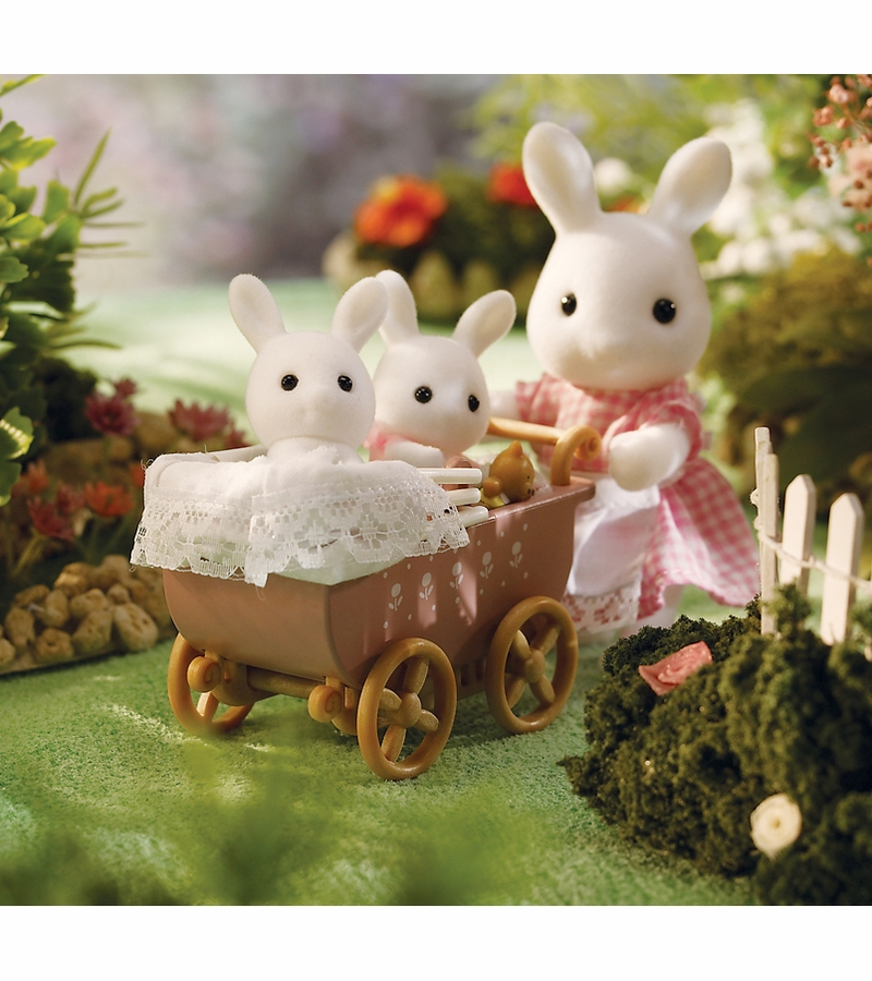 Calico Critters Connor Amp Kerri S Carriage Ride