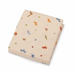 Carter's Easy Fit Crib Printed Fitted Sheet in Animal