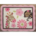 Carter's Jungle Jill Rug