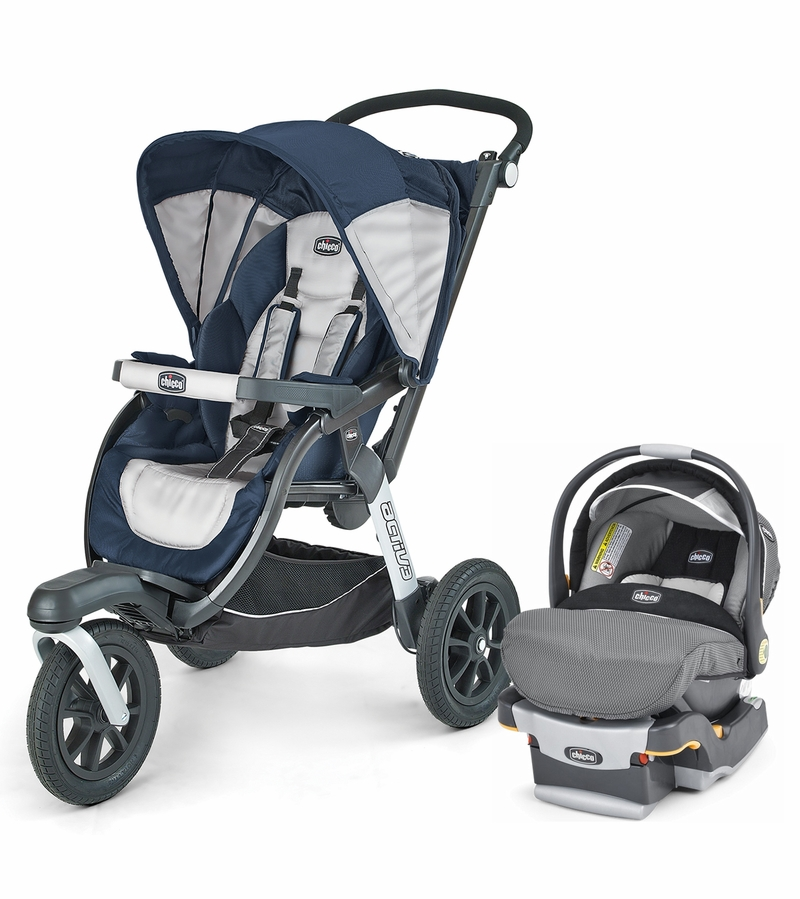 Chicco Activ3 Travel System Equinox Graphica