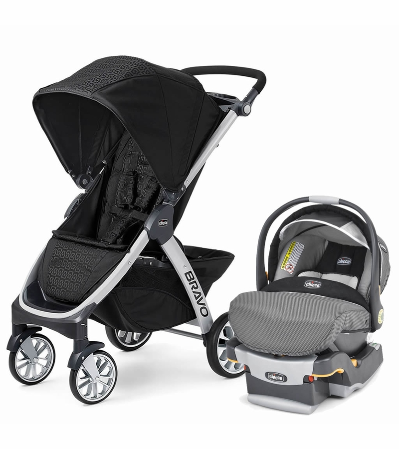 chicco bravo keyfit trio travel system ombra graphica. Black Bedroom Furniture Sets. Home Design Ideas