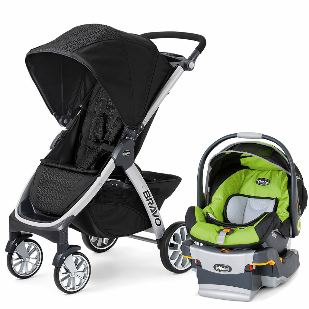 Chicco Keyfit  Surge Travel System