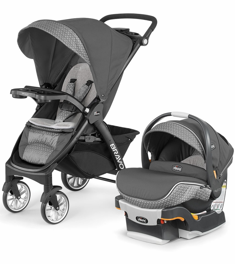 chicco bravo le trio travel system silhouette. Black Bedroom Furniture Sets. Home Design Ideas