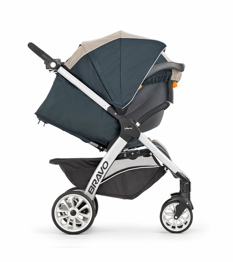 Chicco Bravo Trio Travel System Empire