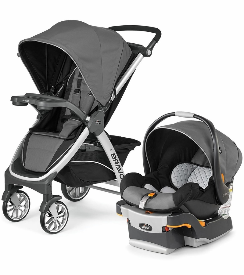 Chicco Bravo Trio Travel System Orion