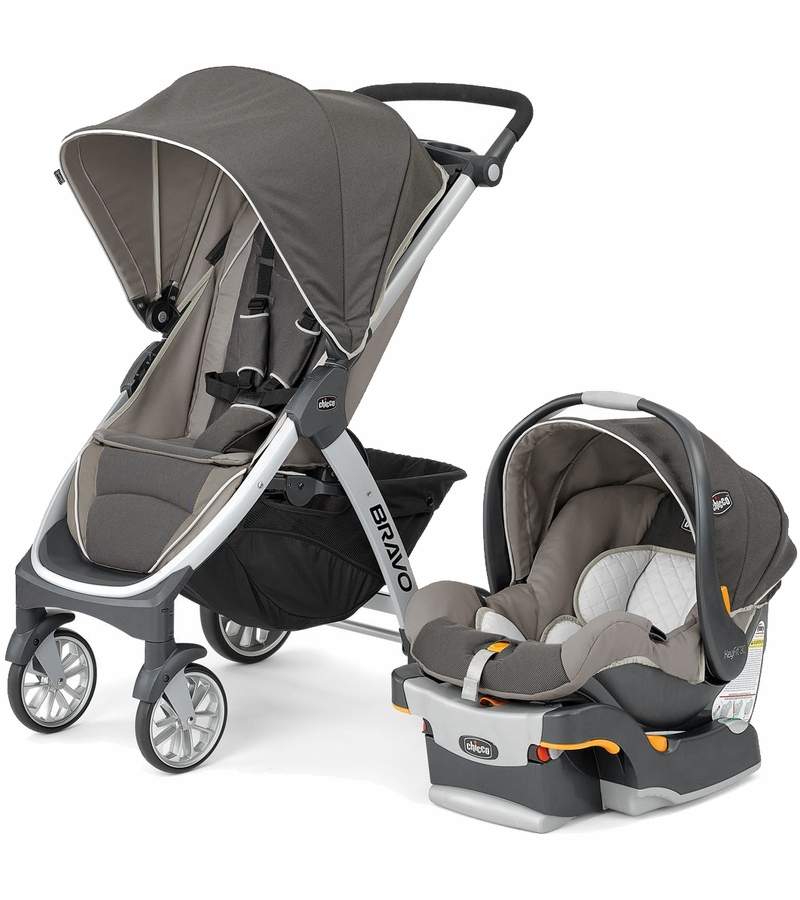 Chicco Bravo Travel System Papyrus