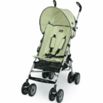 Chicco C6 Comfort Travel Stroller in Key Lime