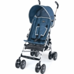 Chicco C6 Comfort Travel Stroller in Sydney Blue