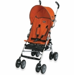 Chicco C6 Comfort Travel Stroller in Tangerine