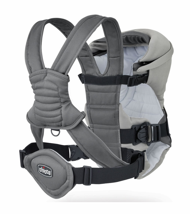 Infant Carrier Seat >> Chicco Coda Infant Carrier - Graphite