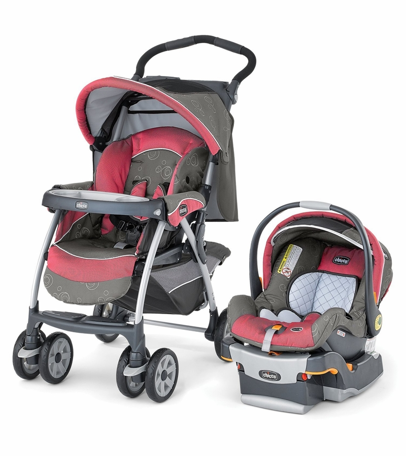 Chicco Cortina Keyfit  Travel System Reviews