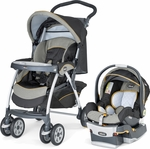 Chicco Cortina KeyFit 30 Travel System - Sedona
