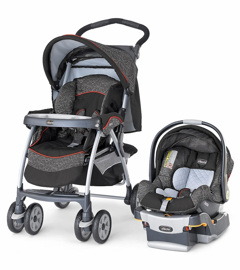 chicco stroller combo travel system cortina carseat pram pushchairs car seat ebay. Black Bedroom Furniture Sets. Home Design Ideas